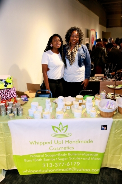 Whipped Up Handmade Cosmetics