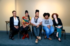 Wanda Morrison - Transitions Salon, Ms Kim - Amari Lucille Salon, Gwen - NATURALICIOUS, Owner, CharyJay, Rachel - Original Moxie, Owner