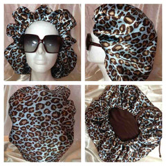 Protect those curls! Feel free to splurge for a cheapie but this is handmade!