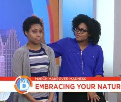 Gabby and Ginny Anyiah, CEO - Embrace the Natural You