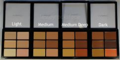 M·A·C STUDIO CONCEAL AND CORRECT PALETTE (Light to Dark)