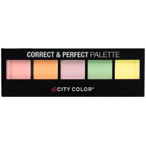City Color Correct & Perfect Palette
