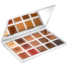 SEPHORA COLLECTION Sephora + PANTONE UNIVERSE Correct + Conceal Palette (Dark)