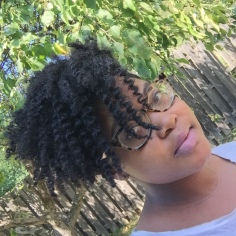 Twist Out Up @ginnyisnatural