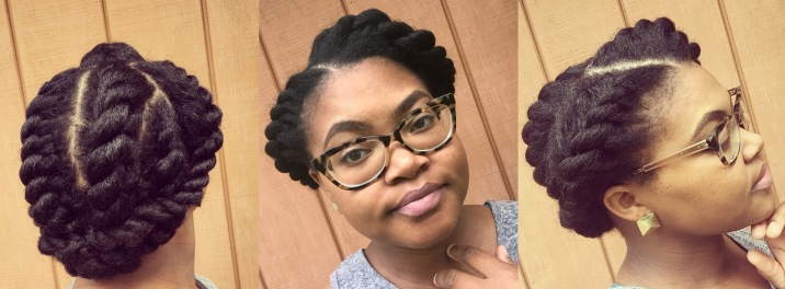 6 Large Flat Twists