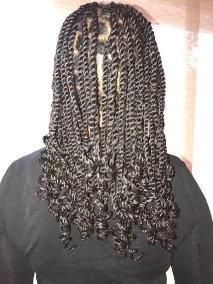 Marley Twist Havana Twists - 1 strand of hair in each twist